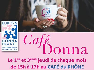 """""""Café Donna"""" à Lyon"""
