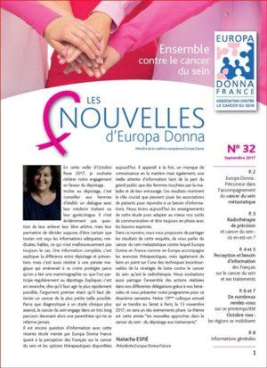 Nouvelles n°32