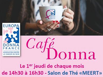 """""""Café Donna"""" à Lille"""