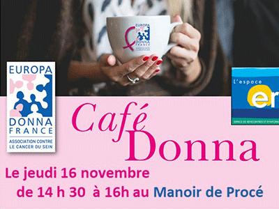 """""""Café Donna"""" à Nantes"""