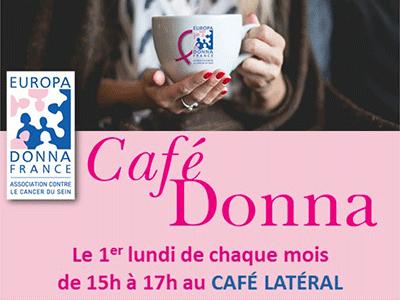 """""""Café Donna"""" à Paris"""