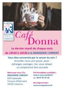 Café Donna Libourne