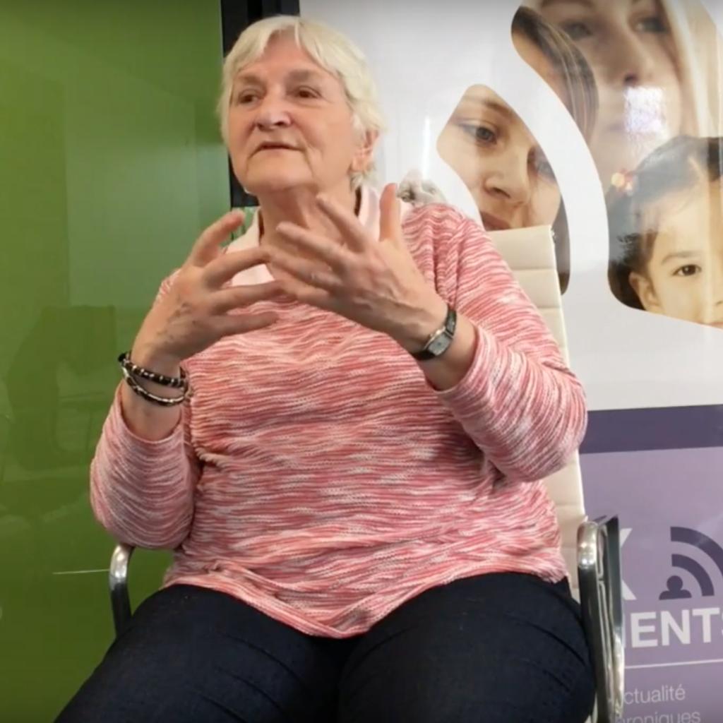[VIDÉO] Entretien avec Martine CASTRO - Bénévole EUROPA DONNA FRANCE