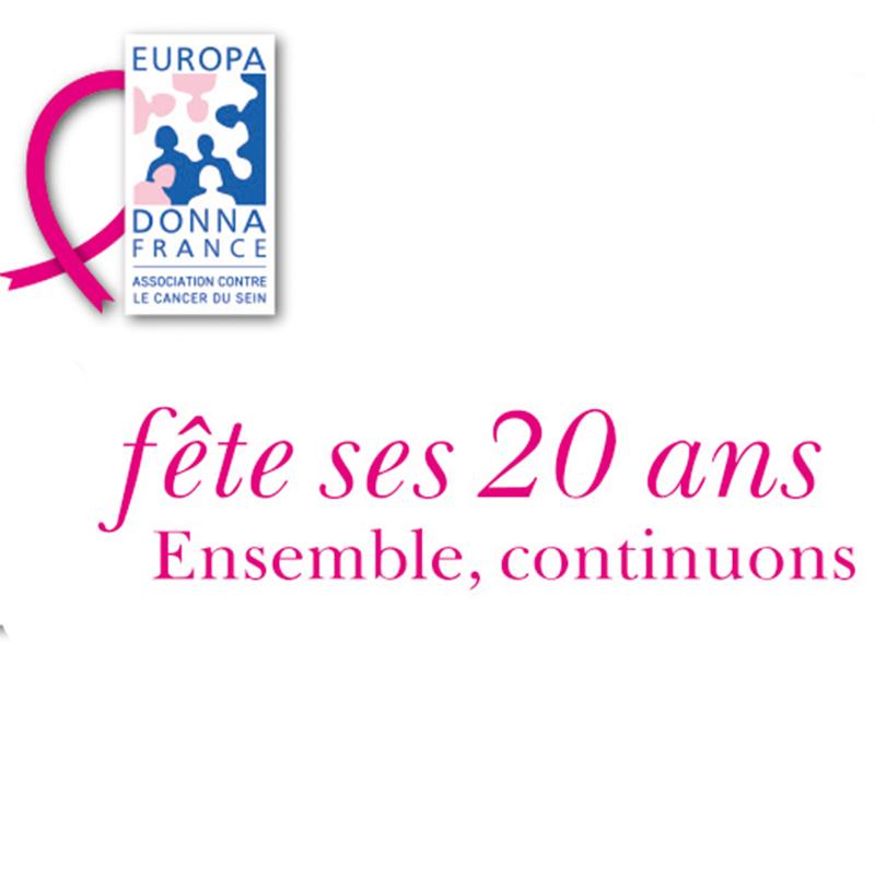 [NEWS] Europa Donna France fête ses 20 ans