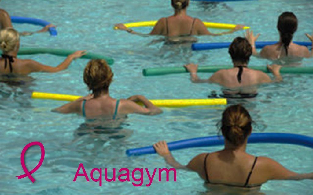 Reprise des séances d'Aquagym à Nantes à partir du mardi 18 septembre.