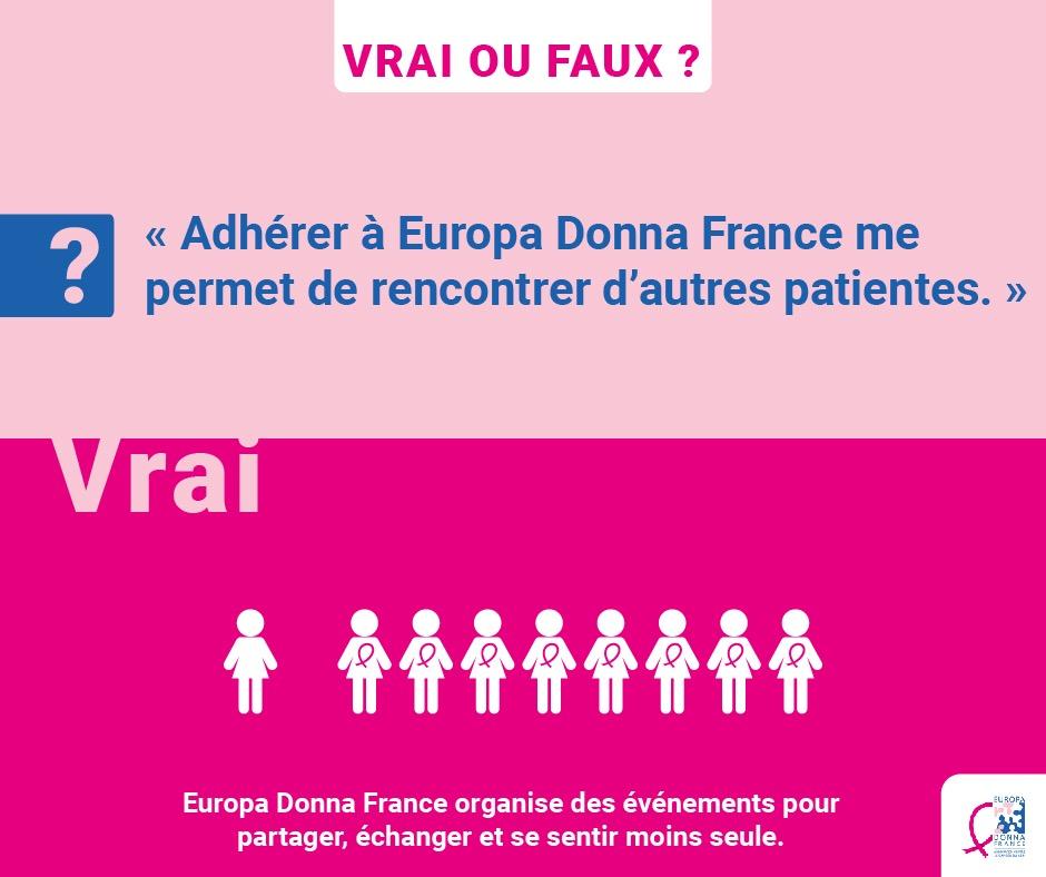 [vrai/faux] Europa Donna en France