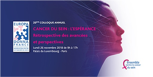 20ème colloque Europa Donna France
