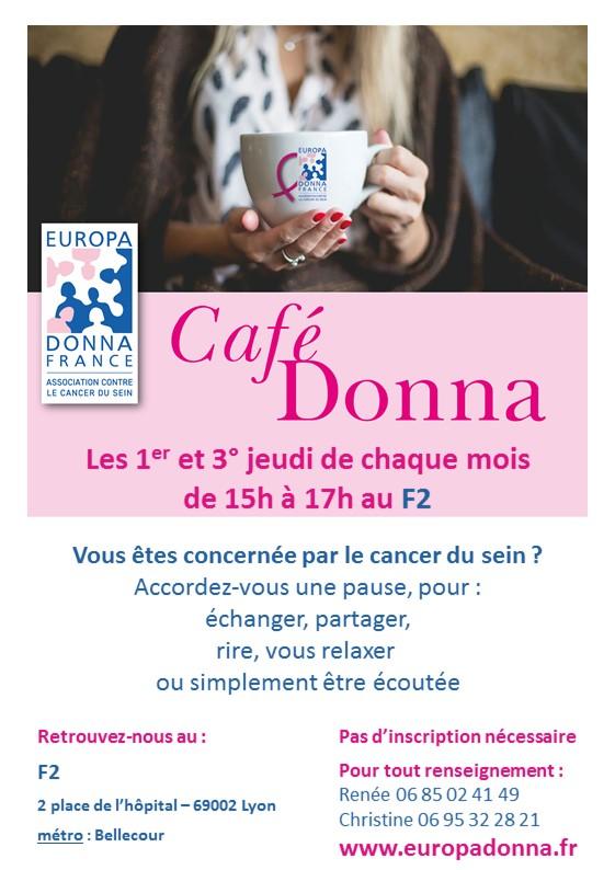 Café Donna de Lyon