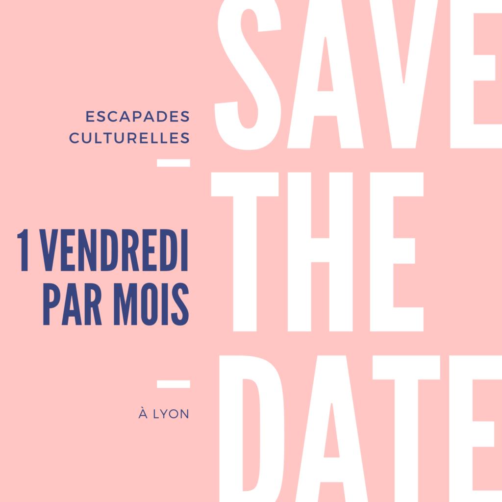 """""""Escapades Culturelles"""" à Lyon"""