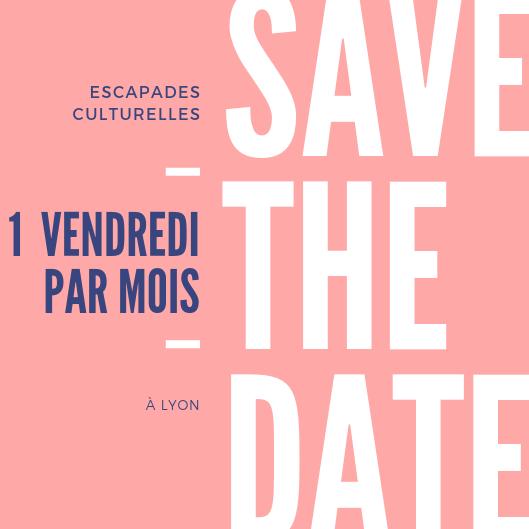 Escapades Culturelles 2019 à Lyon