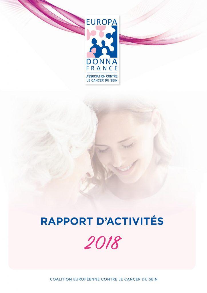 [NEWS] Rapport d'Activités 2018