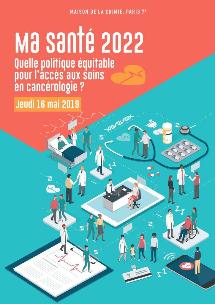 « Ma Santé 2022 » : Intervention de notre Vice Présidente le 16 Mai
