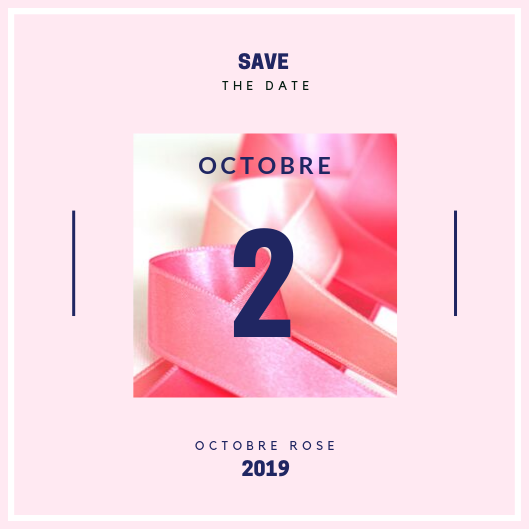 """Village Rose"" : Programme du 2 Octobre 2019"