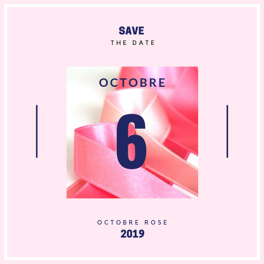 """Marche Rose du Rotary"" - 6 Octobre 2019"