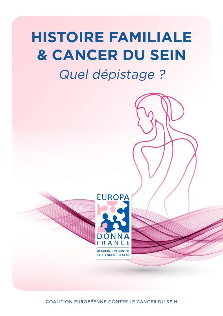 Histoire Familiale & Cancer du Sein : Quel dépistage ?