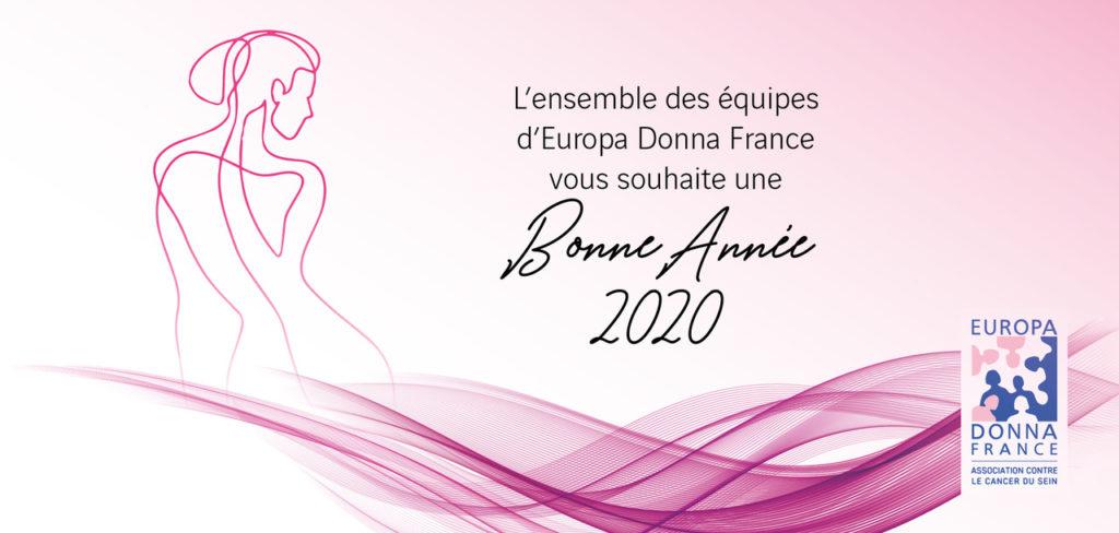 Les vœux 2020 d'Europa Donna France
