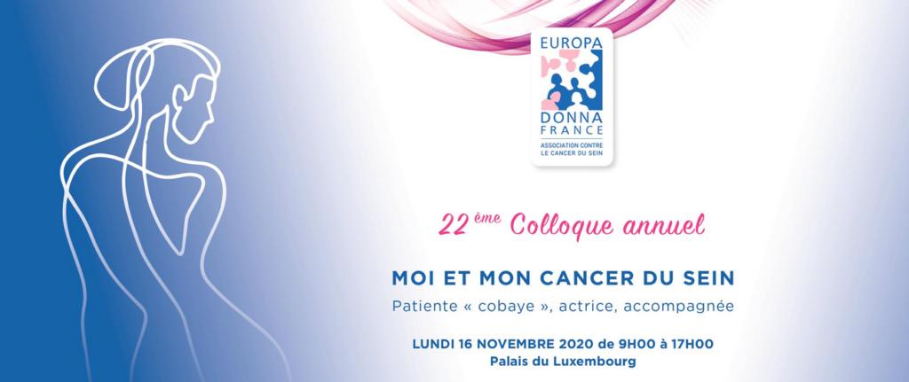 22ème Colloque Annuel d'Europa Donna France