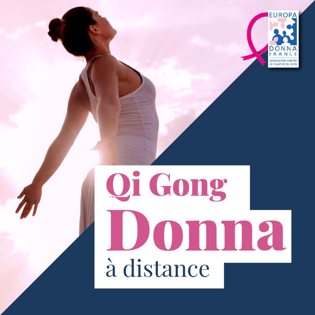 Nouveau : Qi Gong Donna (à distance)